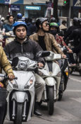 Hanoi Plans to Control Motorcycle Emissions